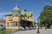 Mariefred järnvägsstation, Södermanland