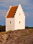 Kyrka i Skagen, Danmark