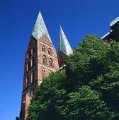 Domkyrkan i Lübeck, Tyskland