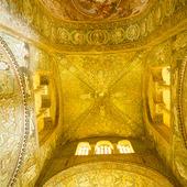 Interior of San Vitale in Ravenna, Italy