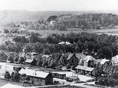 Kungsbacka i Halland, 1923