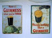 Reklamskyltar för Guinness, Irland