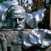 Sibeliusmonumentet i Helsingfors, Finland