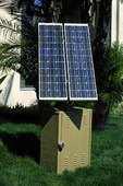 Solcellpanel