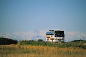 Buss i norra Halland