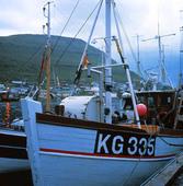 Fiskebåt, Färöarna