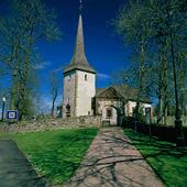 Västerplana kyrka, Västergötland