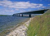 Vallsundsbron vid Östersund, Jämtland