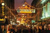 Julhandel på Kungsgatan, Göteborg
