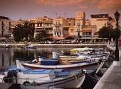A.Nikolaos på Kreta, Grekland
