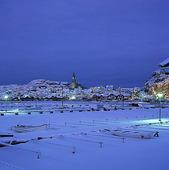 Fjällbacka vinter, Bohuslän