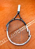 Brutet Tennisracket