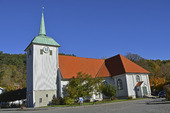 Kungälvs kyrka, Bohuslän