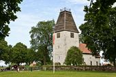 Kumlaby Kyrka på Visingsö, Småland
