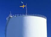Svensk petrokemisk industri