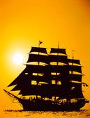 Segelfartyg (montage)