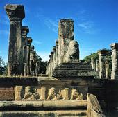 Forntidsstaden Polonnaruwa, Sri Lanka