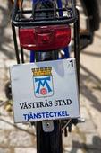 Tjänstecykel, Västerås stad