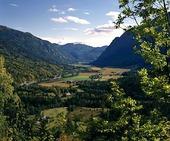 Naturlandskap, Norge